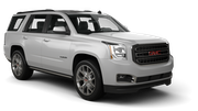 DOLLAR Car hire Baltimore - Airport Suv car - GMC Yukon