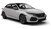 GLOBAL RENT A CAR Car hire Limassol City Compact car - Honda Civic