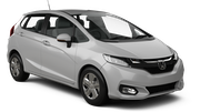 ALAMO Car hire Okinawa - Naha Airport Economy car - Honda Fit