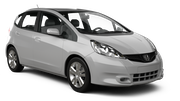 TIMES Car hire Okinawa - Naha Airport Economy car - Honda Jazz