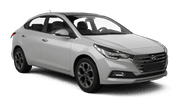 NATIONAL Car hire Al Khobar - Mercure Hotel Economy car - Hyundai Accent