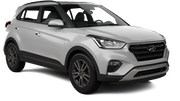 DOLLAR Car hire Tbilisi Airport Economy car - Hyundai Creta