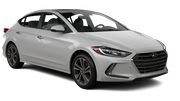 DOLLAR Car hire Baltimore - Airport Standard car - Hyundai Elantra