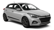 JUMBO CAR Car hire Le Port Economy car - Hyundai i20