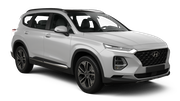 DOLLAR Car hire Baltimore - Airport Suv car - Hyundai Santa Fe