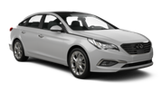 HERTZ Car hire Chuncheon Downtown Standard car - Hyundai Sonata