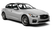 ALAMO Car hire Baltimore - Airport Fullsize car - Infiniti Q50