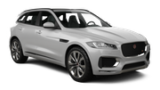 SIXT Car hire London - Airport - Heathrow Suv car - Jaguar F-Pace