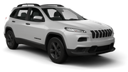 ECONOMY Car hire Las Vegas - Airport Suv car - Jeep Cherokee
