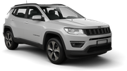 FOX Car hire Las Vegas - Airport Suv car - Jeep Compass