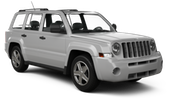 Hire Jeep Patriot