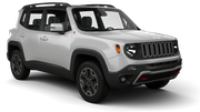 SIXT Car hire Gosier - Building Shoca Suv car - Jeep Renegade