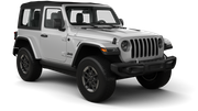 ROUTES Car hire Orlando - Airport Suv car - Jeep Wrangler