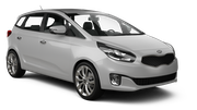 HERTZ Car hire London - Airport - Heathrow Van car - Kia Carens