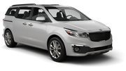 LOTTE RENT A CAR Car hire Seosan - Chungcheong South Van car - Kia Carnival