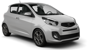 HERTZ Car hire Seoul - Mapo Economy car - Kia Morning