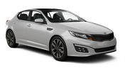 THRIFTY Car hire Baltimore - Airport Standard car - Kia Optima