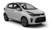AIDA Car hire Limassol City Mini car - Kia Picanto