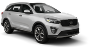 AVIS Car hire Seoul - Express Bus Terminal Suv car - Kia Sorento