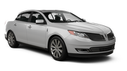 BUDGET Car hire Baltimore - Airport Luxury car - Lincoln MKS