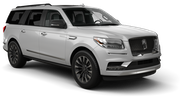 ENTERPRISE Car hire Baltimore - Airport Suv car - Lincoln Navigator