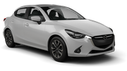 PAYLESS Car hire Larnaca - Airport Economy car - Mazda 2