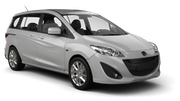 EUROPCAR Car hire Okinawa - Naha Airport Standard car - Mazda 5 Stationwagon