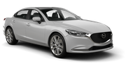 AUTO-UNION Car hire Larnaca - Airport Standard car - Mazda 6