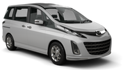 EUROPCAR Car hire Hon - Hachinohe Van car - Mazda Biante