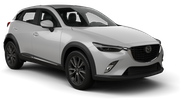 SIXT Car hire Svolvaer Suv car - Mazda CX-3