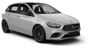 SIXT Car hire Kristiansand - Airport - Kjevik Standard car - Mercedes B Class
