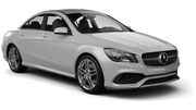SIXT Car hire Las Vegas - Airport Luxury car - Mercedes CLA