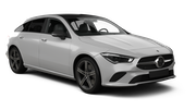 Hire Mercedes CLA Estate