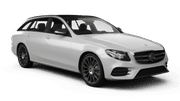 EUROPCAR Car hire Waren Standard car - Mercedes E Class Estate