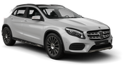 SIXT Car hire Las Vegas - Airport Compact car - Mercedes GLA