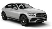 Hire Mercedes GLC Coupe