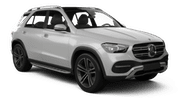 AVIS Car hire Limassol City Suv car - Mercedes GLE