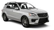 Hire Mercedes ML