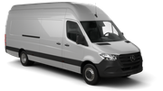 Hire Mercedes Sprinter Cargo Van