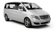 SIXT Car hire Kristiansand - Airport - Kjevik Van car - Mercedes Viano