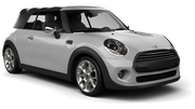 SIXT Car hire London - Airport - Heathrow Convertible car - Mini Cooper Convertible