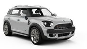 SIXT Car hire Budapest - Downtown Mini car - Mini Countryman