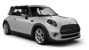 Hire Mini One Convertible