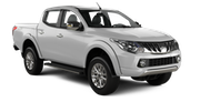 EASIRENT Car hire London - Airport - Heathrow Suv car - Mitsubishi L200