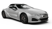 NU Car hire Orlando - Airport Convertible car - Mitsubishi Spyder Convertible