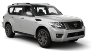 HERTZ Car hire Denver - Airport Suv car - Nissan Armada