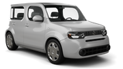 NISSAN Car hire Kisarazu - Downtown Compact car - Nissan Cube