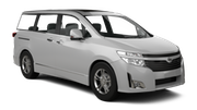 NISSAN Car hire Kisarazu - Downtown Van car - Nissan Elgrand