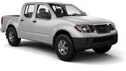 Hire Nissan Frontier