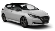 Hire Nissan Leaf Electric